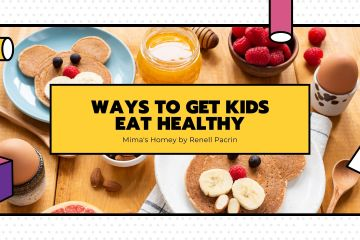 ways to get kids eat healthy