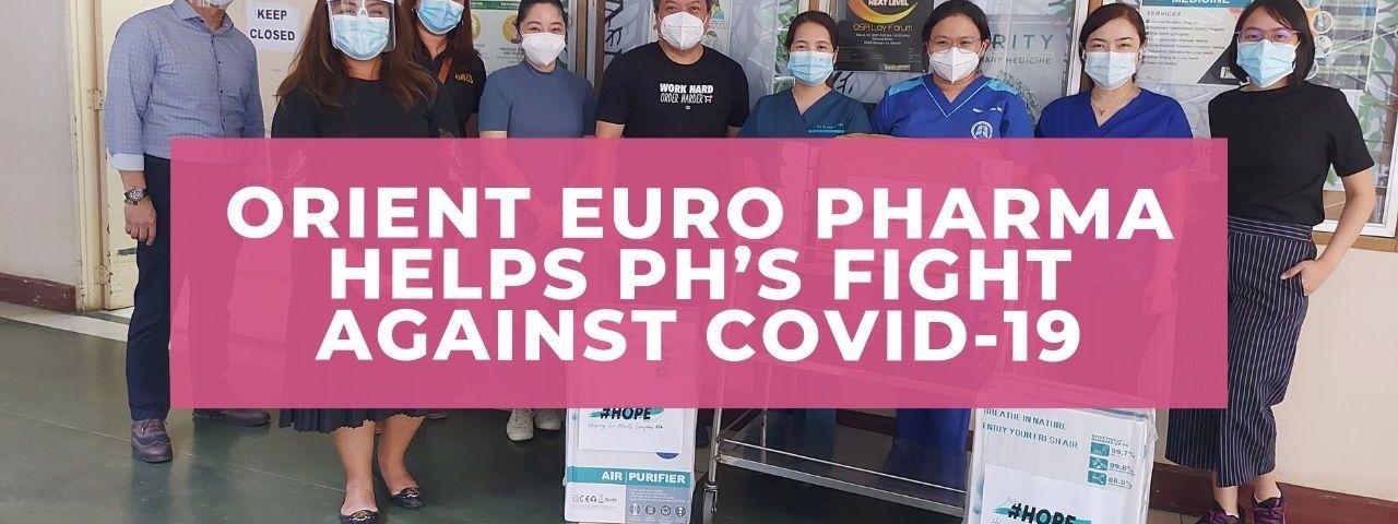 Orient Euro Pharma