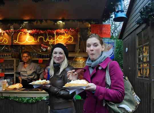 Hyde Park, Christmas Markets, New Years Eve London