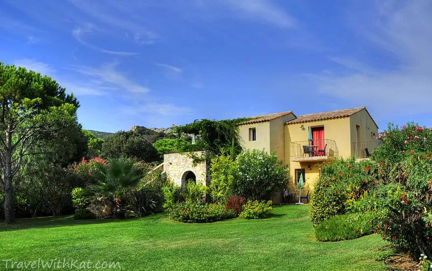 A Merula and a wonderful week in Corsica