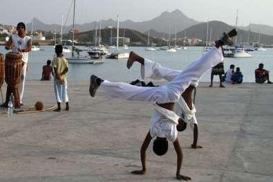 Capoeira, Mindelo, Saõ Vicente, Cape Verde