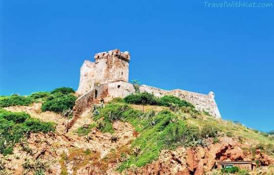 Girolata tower