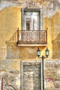 Colonial architedure of Mindleo, Sao Vicente, Cape Verde