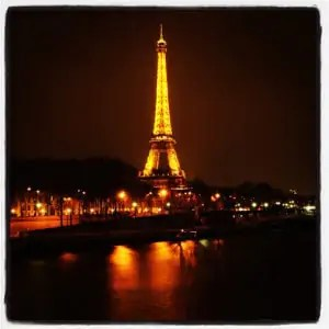 25 Eiffel Tower