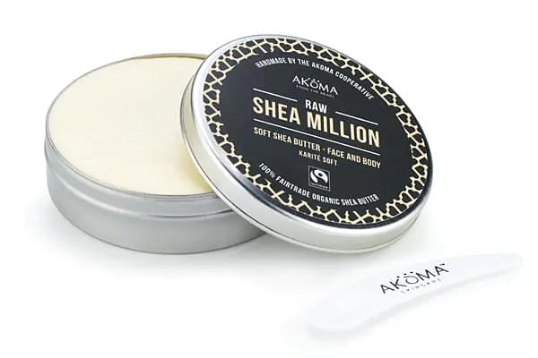 she million, shea butter