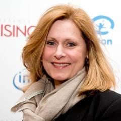 Sarah Brown, at London screening of Girl Rising at BAFTA, Courtesy of Alison Baskerville/Plan UK