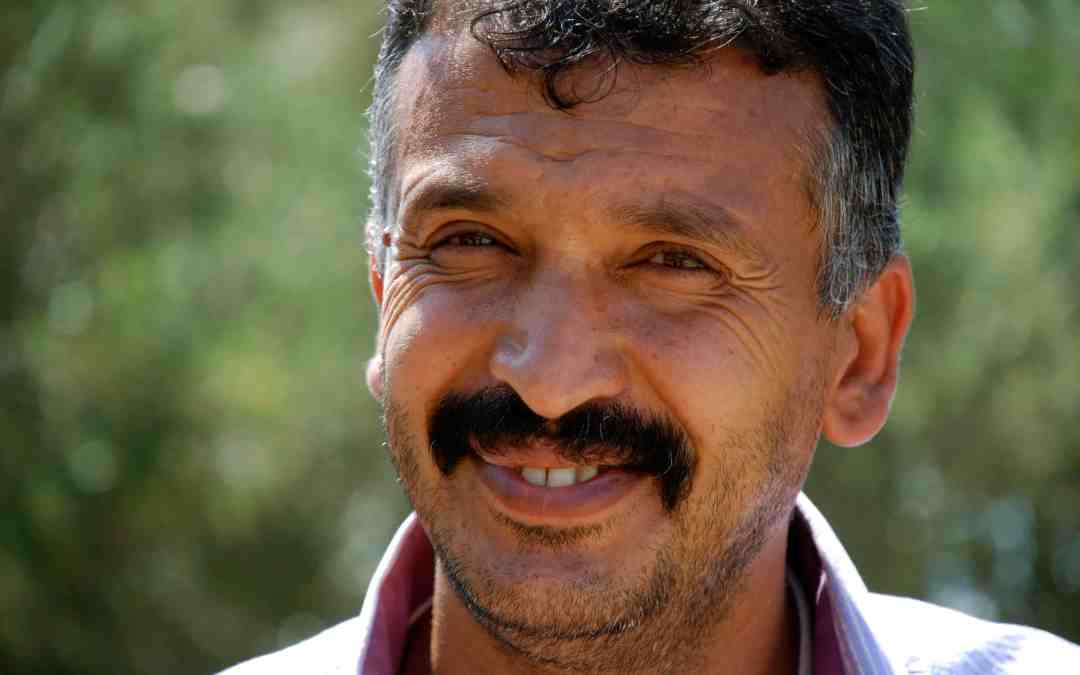 Abu's story – Life as a Palestinian Fair Trade Farmer