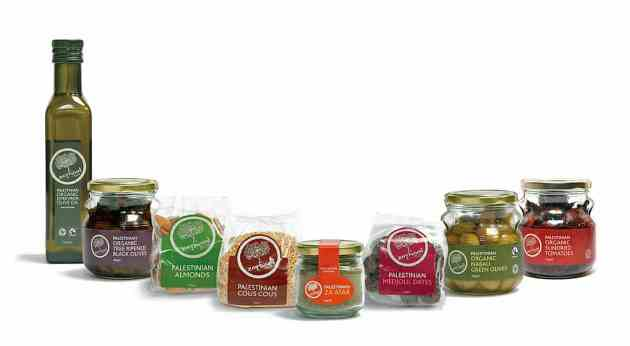 Zaytoun fair trade range