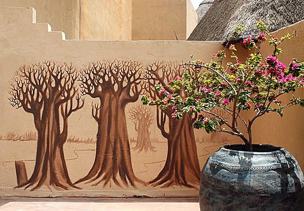 West African Art, Sheraton, TheGambia