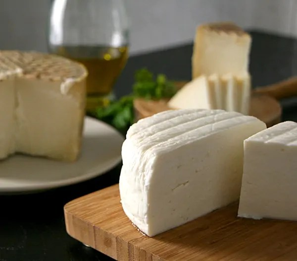 CHeese from the Canary Islands