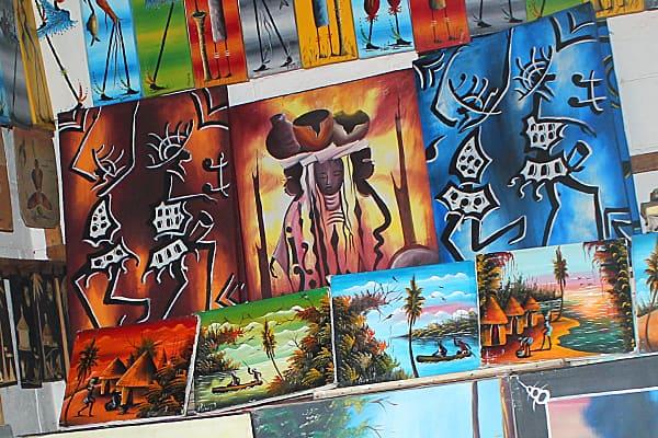 Banjul Market, Royal Albert market