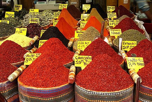 A mini guide to regional cuisine in Turkey