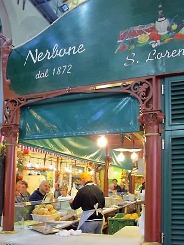 Nerbone great street food Florence