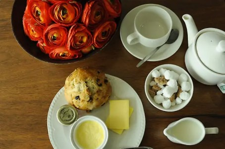 Cream Tea, Devon
