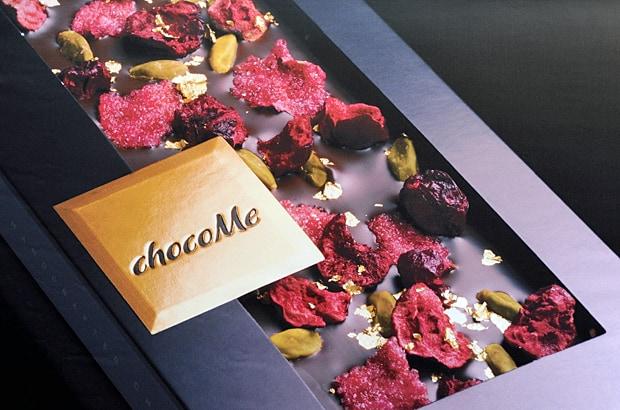 salon du chocolat. ChocoMe