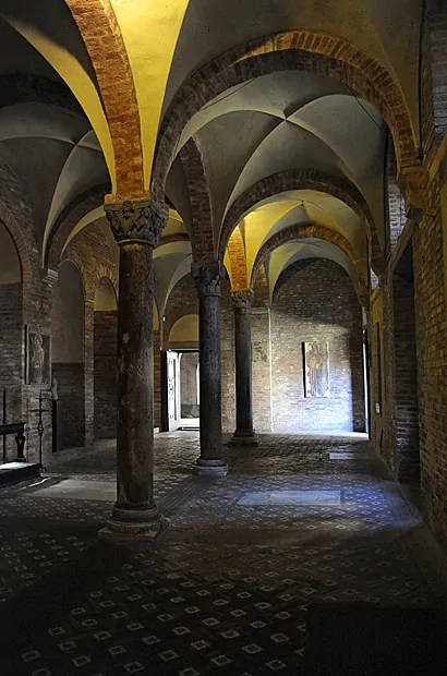 Churchof Trinità, Santo Stefano