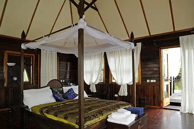 Madina Lodges, Makasutu Forest, The Gambia