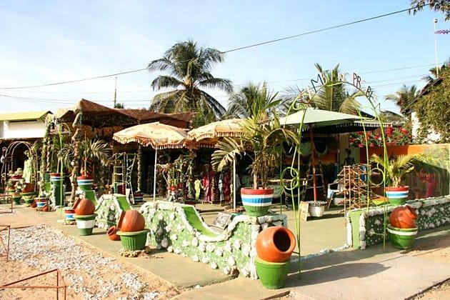 Kotu craft market