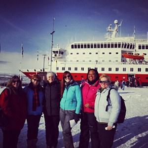 MS Richard With, Hurtigruten
