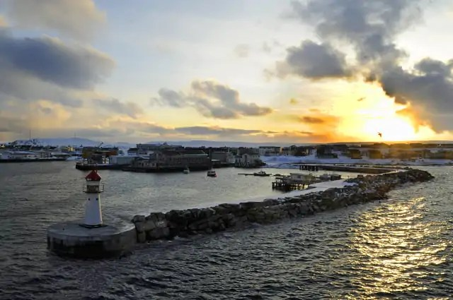 Vardø, Norway, Arctic highlights