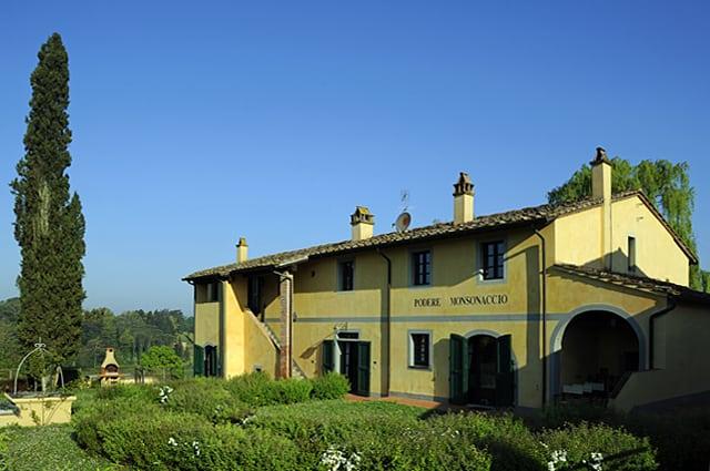 Tuscany cooking holiday