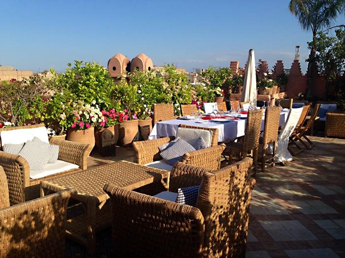 best food in marrakech