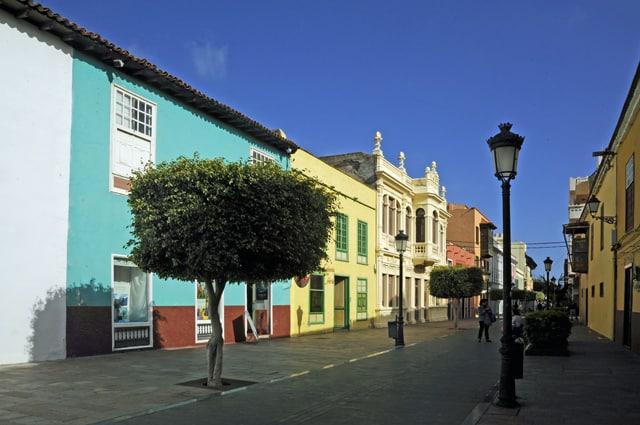 San Sebastián, La Gomera