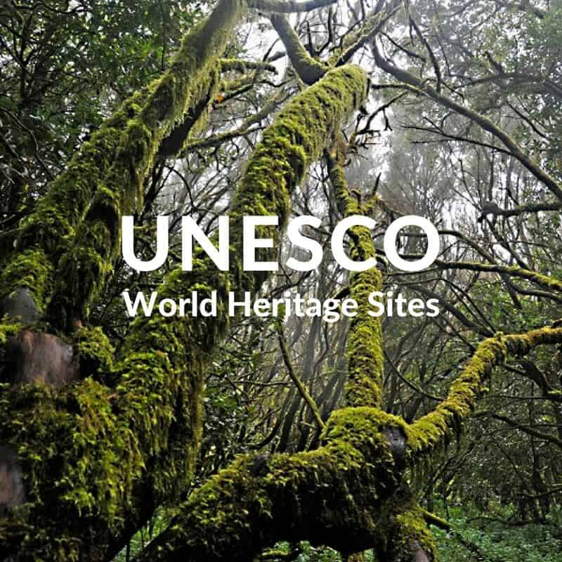 Unesco World Heritage Sites