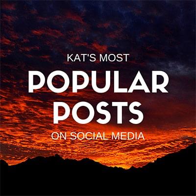 Popular travel blogs