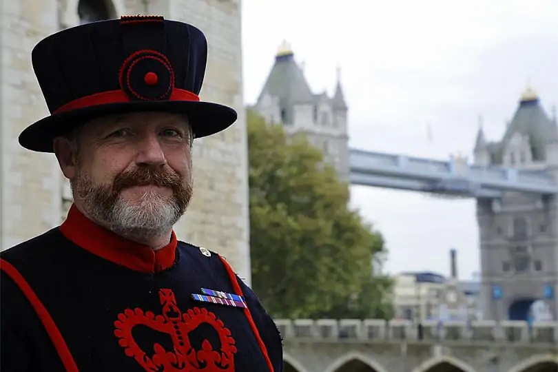 Beefeater, Tower of London tours