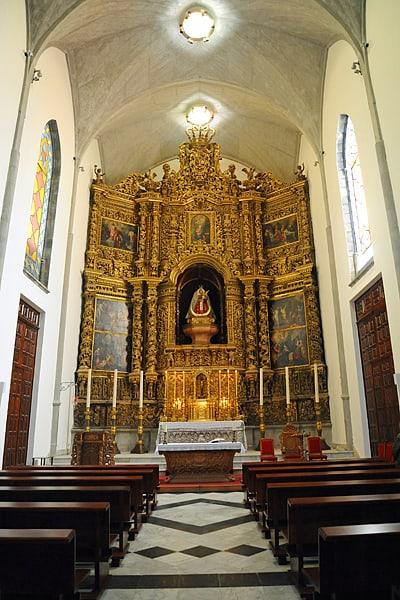 Santa Iglesia Cathedral, La Laguna