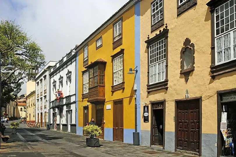 Step back in time in La Laguna