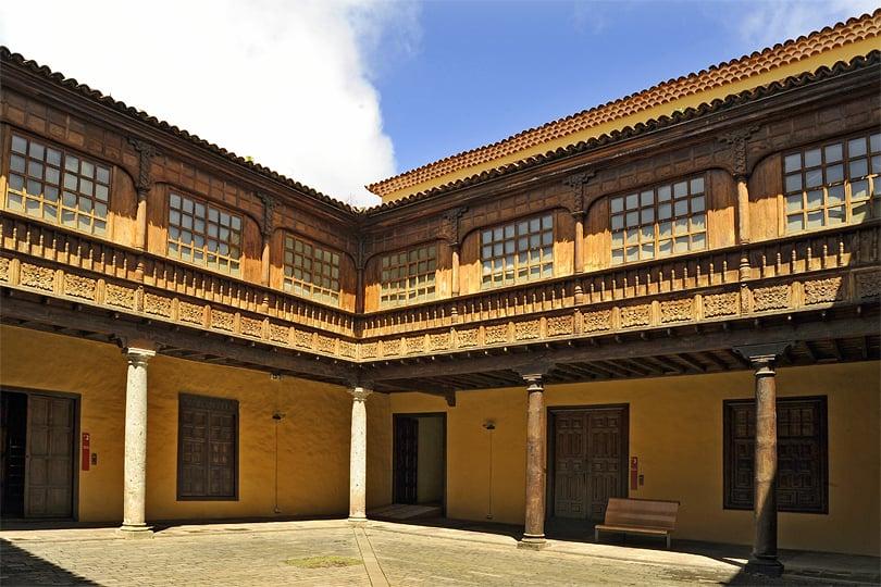 La Laguna Tenerife, MHA Museum