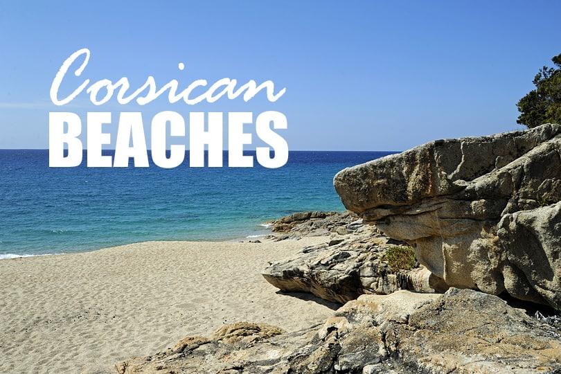 Exploring the beaches of the Golfe de Valinco