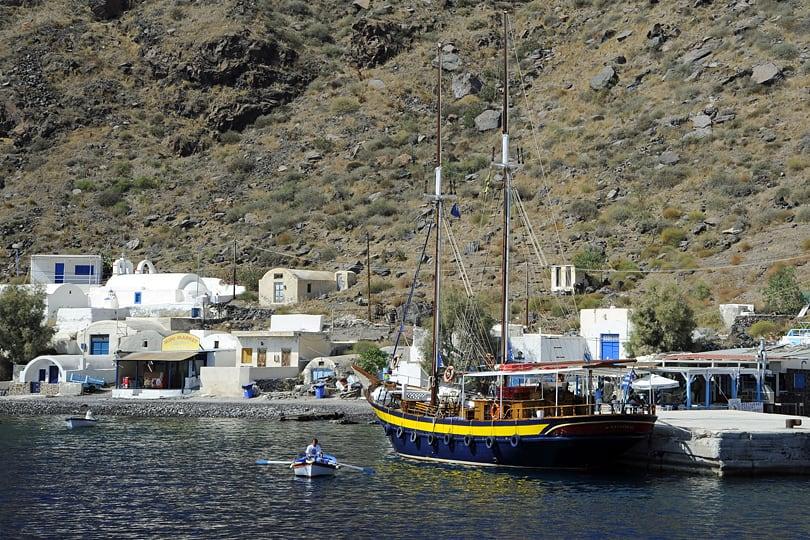 Corfos, Thirassia, Santorini, Greece