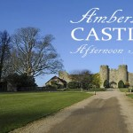 Amberley Castle (and an indulgent afternoon tea).