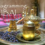 Instagramming Dubai