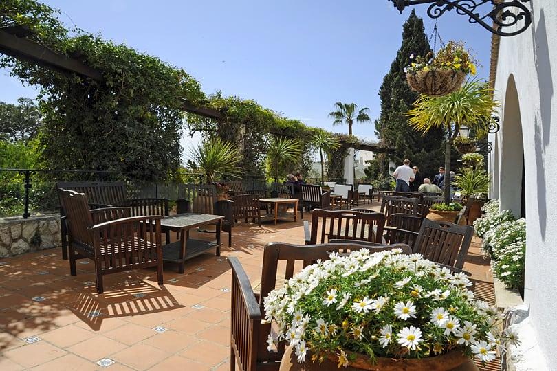 Hotel Bon Sol near Palma, Mallorca