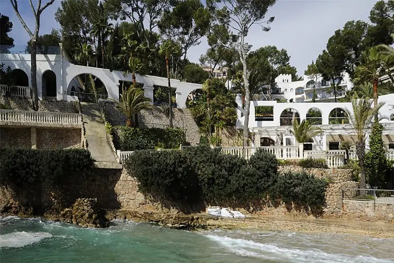 Hotel Bon Sol, possibly the best spa hotel in Mallorca