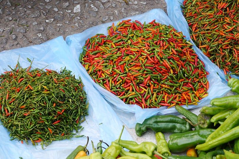 Luang Prabang Street Market, Laos