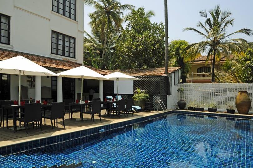 Sol de Goa, one of the best hotels in GOa