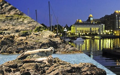 Cities on the edge of nature – Victoria, British Columbia