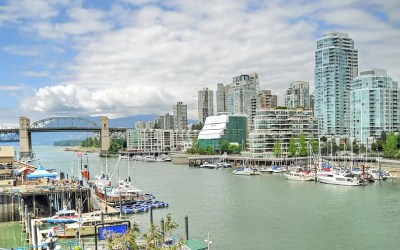 Cities on the edge of Nature – Vancouver, British Columbia