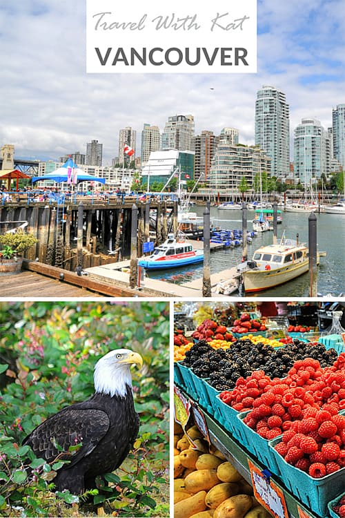 Cities on the edge of Nature – Vancouver, in ever changing shades of green
