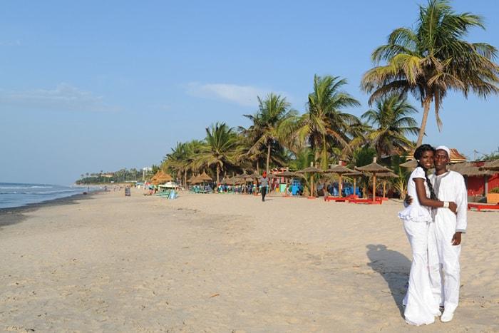 West African Wedding, Kombo Hotel, Kotu, The Gambia