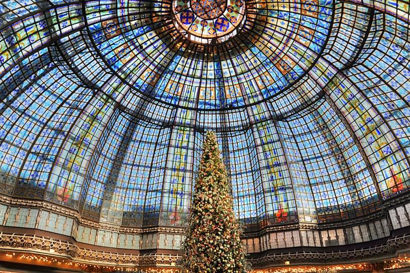 Printemps, Paris at Christmas
