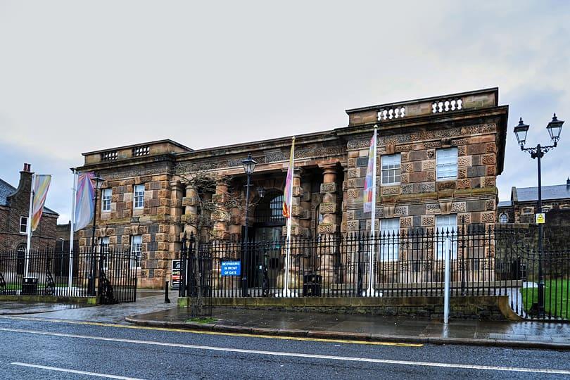 rumlin Road Gaol, Belfast