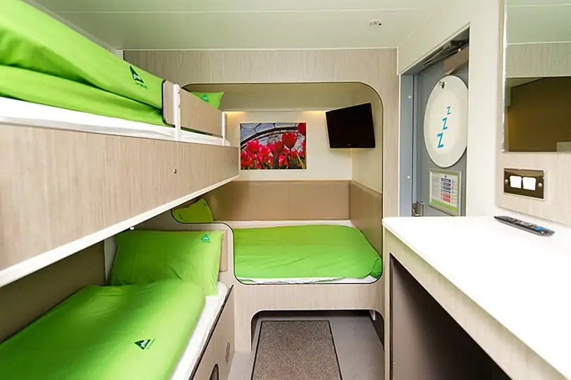 Review Snoozebox YHA Eden Project
