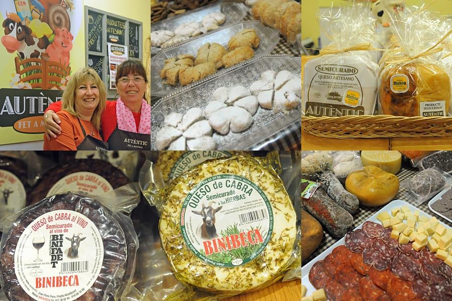 Autentic - local produce shop in Mahon, Menorca