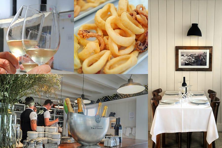S'Amadora restaurant, Ciutadella   Menorcan cuisine